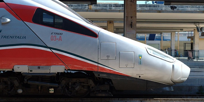 The unexpected effect of high-speed trains on board talent