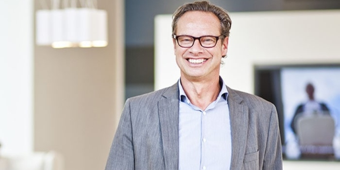 Jeroen Tas: 'If we don't look at the big picture, we can tweak ourselves to oblivion'