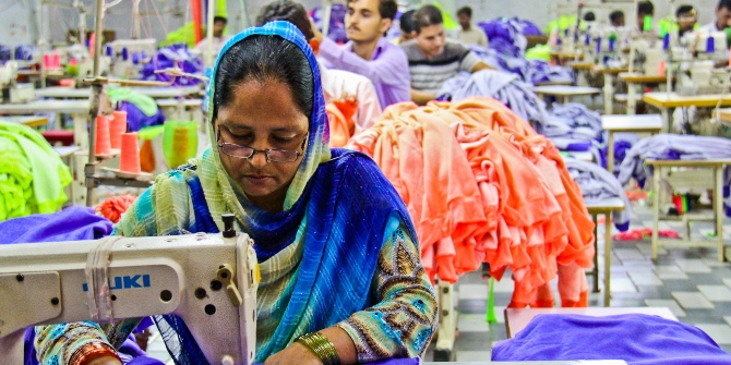 Transforming the labour governance of global supply chains