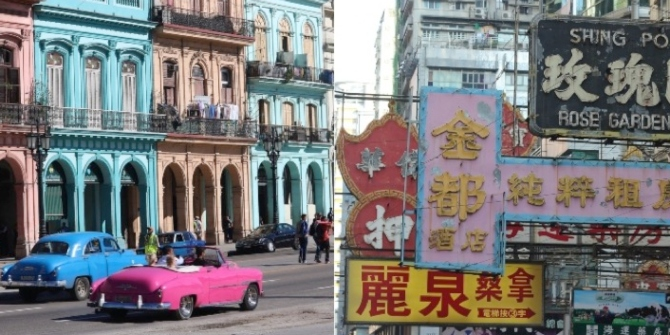 Che Guevara's Cuba and John Cowperthwaite's Hong Kong: a six-decade natural experiment