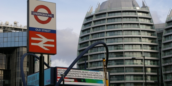 Silicon Roundabout: did light touch policy interventions work?