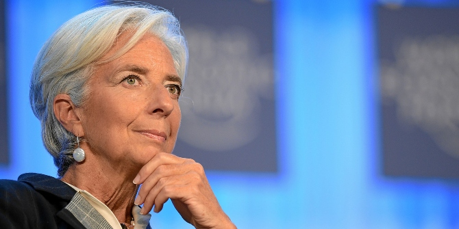 Christine Lagarde has her work cut out for her
