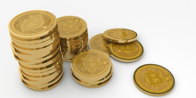 No longer a currency, is bitcoin the digital equivalent of gold?