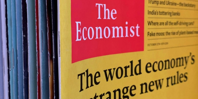 Liberalism at Large: The World According to the Economist – Book Review