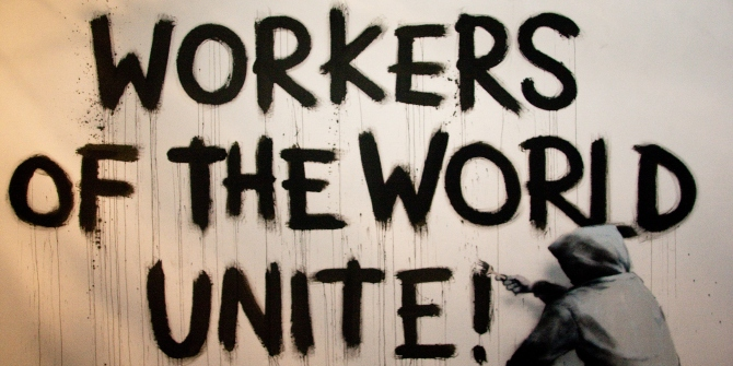 Can unions become social media opinion leaders?