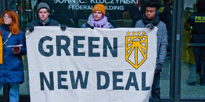 Can Europe's Green Deal be a growth strategy?