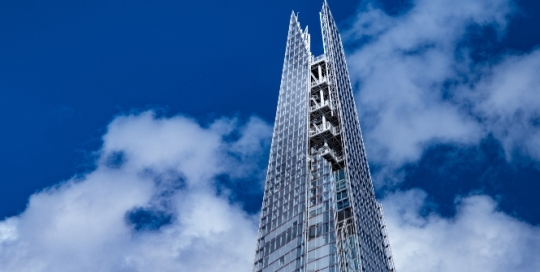 The use of designer reputation to build tall in London