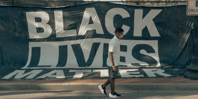 Brands support #BlackLivesMatter on social media, but what's missing? | LSE Business Review